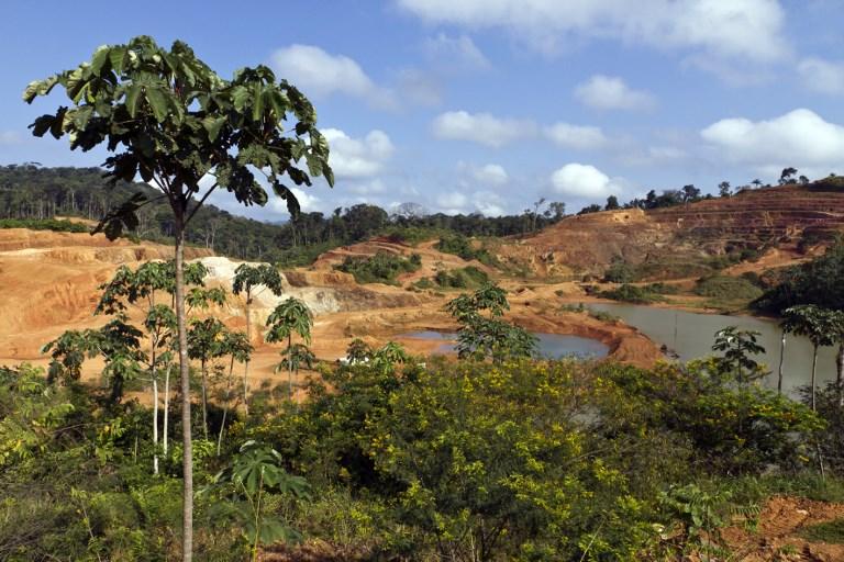 Permis minier: l'Etat condamné à verser 500.000 euros à la collectivité territoriale de Guyane