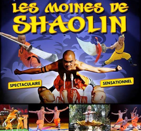 Les moines de Shaolin en tournée en Polynésie pour les 50 ans de l'AS Dragon