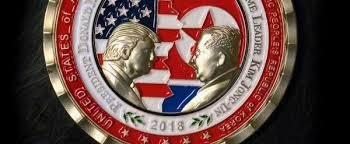 Le sommet Trump-Kim a beau être annulé, sa pièce commémorative subsiste