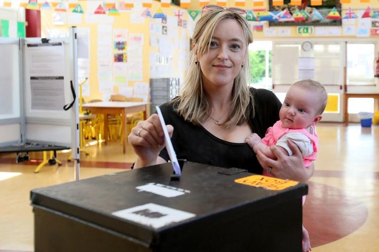Les Irlandais votent sur la libéralisation de l'avortement