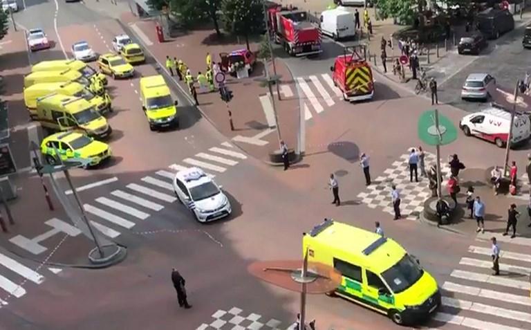 Attaque à Liège: trois morts, dont deux policières, un juge antiterroriste saisi