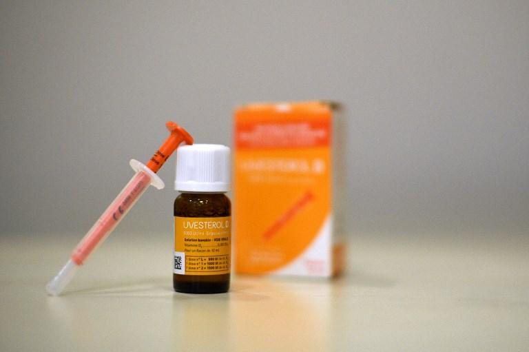 Vitamine D: pas la peine de forcer la dose pour les enfants