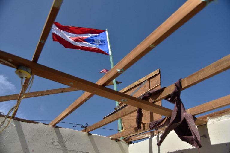 Nouveau bilan indépendant de l'ouragan Maria à Porto Rico: 4.600 morts au lieu de 64