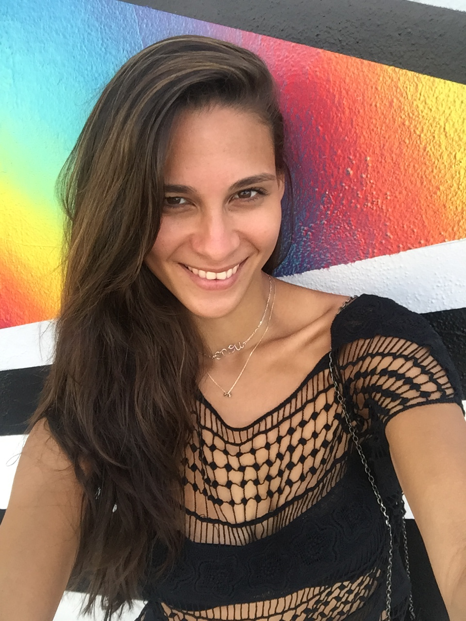 Sarah Roopinia, la fondatrice du festival international du Graffiti et du Street Art