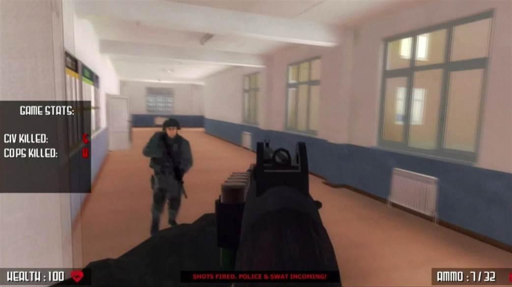 USA: retrait d'un jeu avec un tireur dans une école