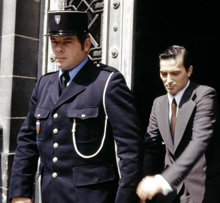 Premier petit-déjeuner d'homme libre pour Michel Cardon, l'un des plus anciens détenus de France
