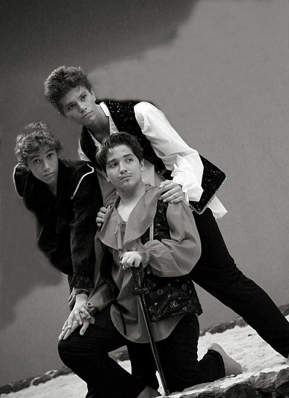 Les élèves de Christine Bennett interprètent Hamlet