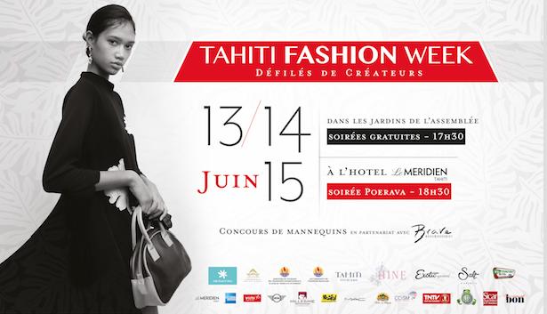 """Tahiti fashion Week: Focus sur les créateurs """"Ana Banana"""" et """"Joy """""""