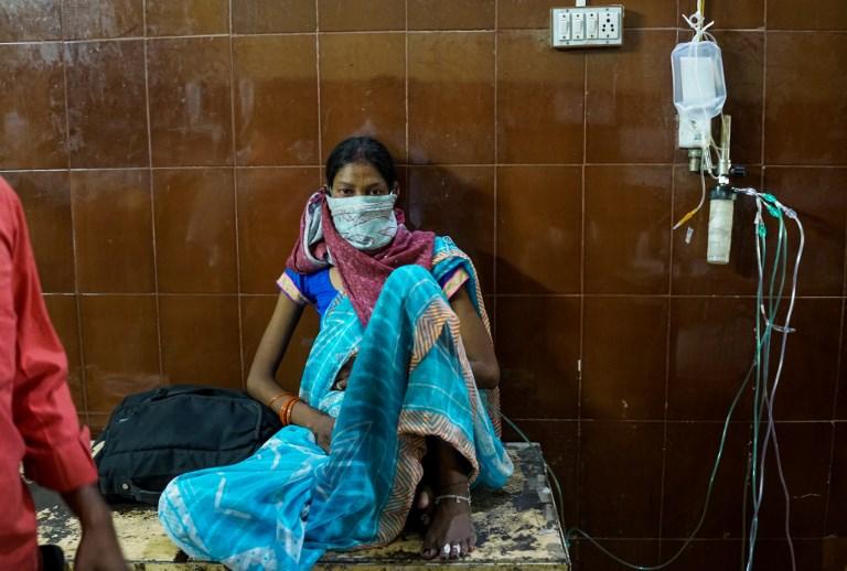 On étouffe ici: la ville indienne où l'air est le plus pollué du monde