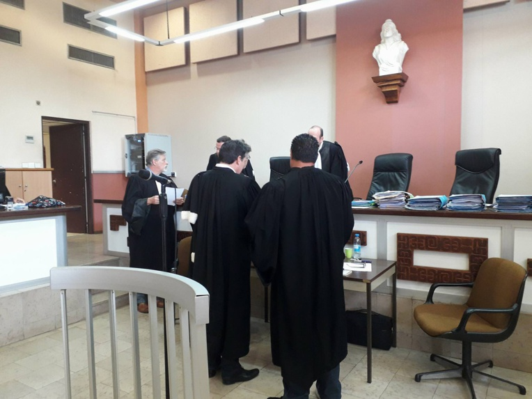 Thierry Pageau condamné à six ans de prison ferme