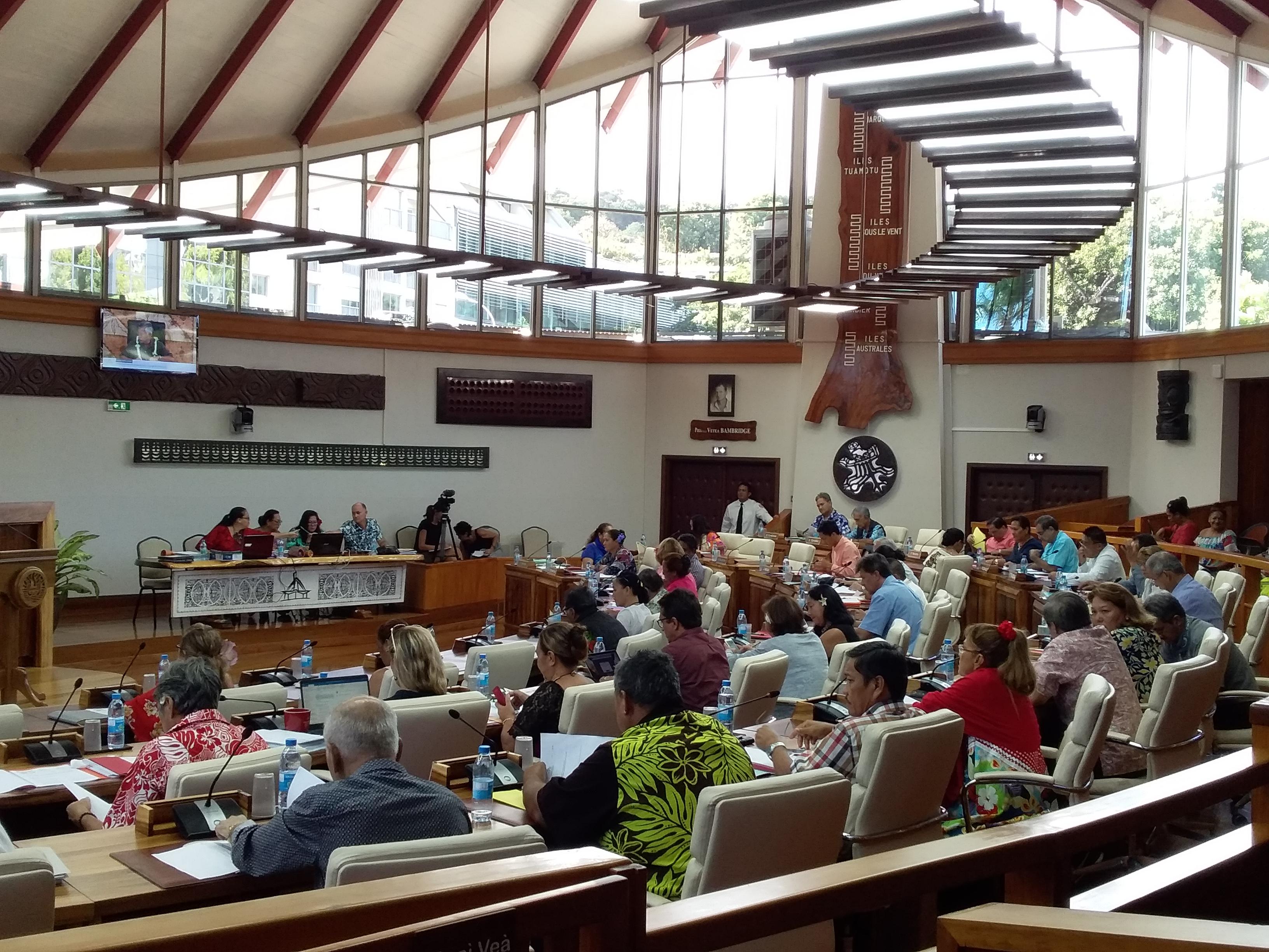 Les représentants à l'assemblée ont tous donné un avis défavorable au projet déposé par le gouvernement central.