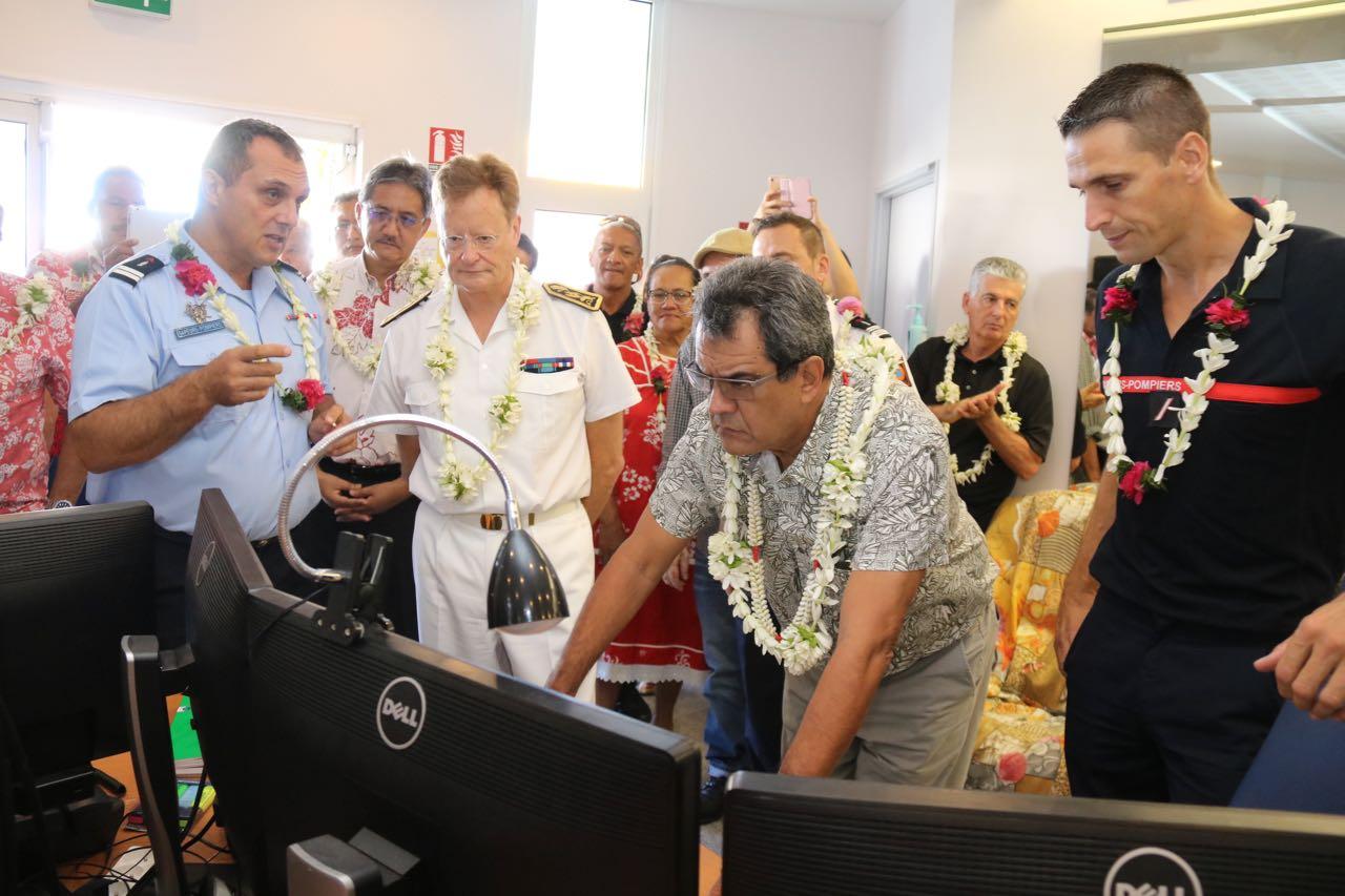 Les appels d'urgence de Pirae et Arue traités dans un centre unique