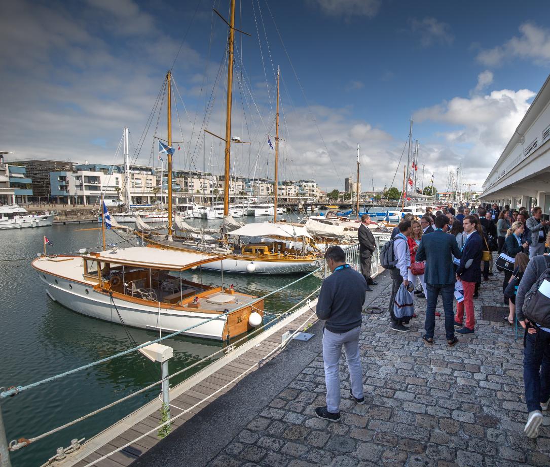Les assises nationales de la plaisance et du nautisme se sont déroulées les 29 et 30 mai à La Rochelle. Crédit Assises de la plaisance.