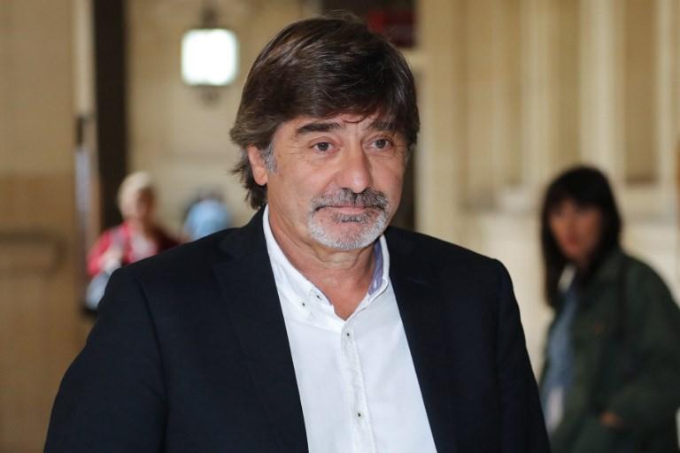 Corruption: deux ans et demi de prison ferme en appel pour l'ex-star de la police Michel Neyret