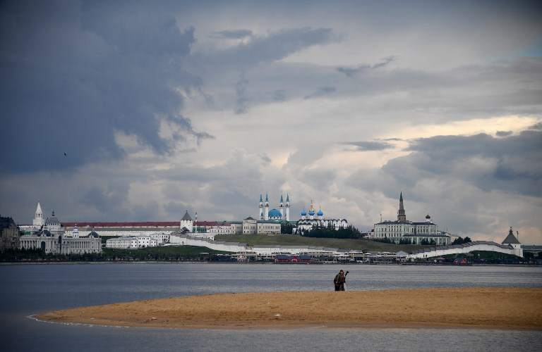 Russie: un catamaran heurte une barge, 11 morts