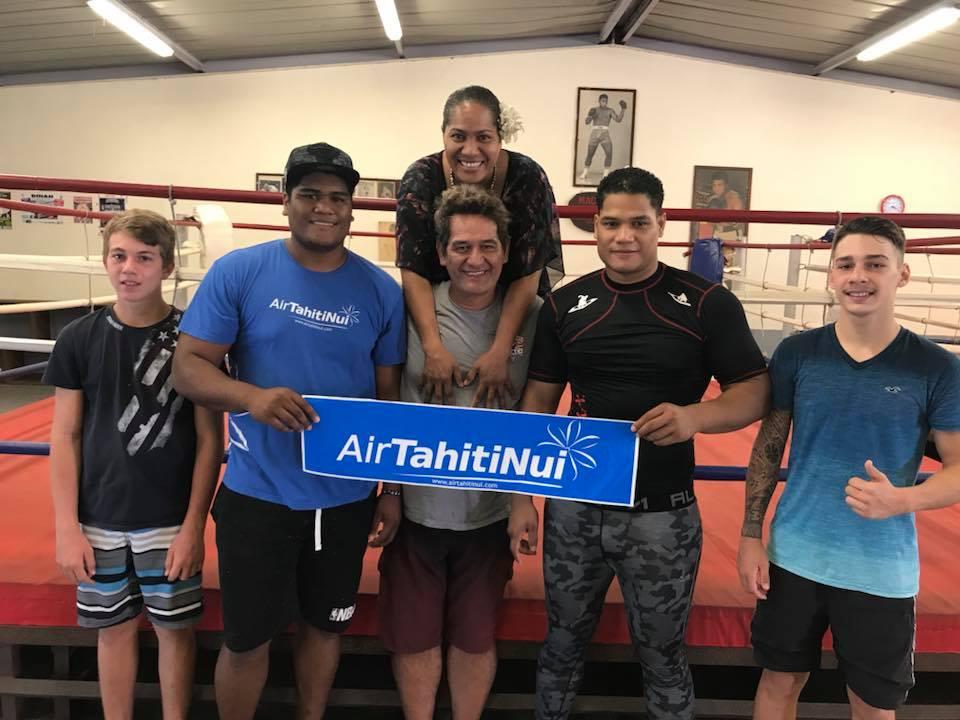 Boxe - Green Belt Challenge : Ariitea Putoa de retour sur le ring aux US