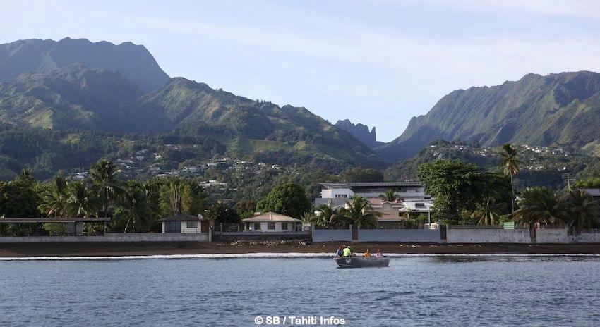 La baie du Taaone interdite à la navigation du 13 au 27 juillet