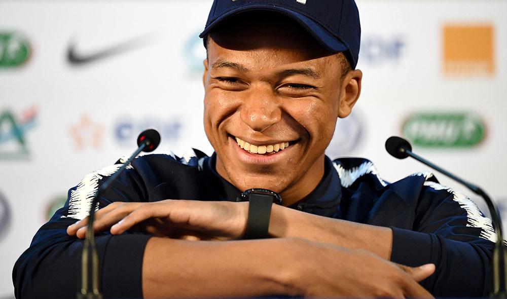 Mondial-2018/Bleus - Mbappé, sacré numéro