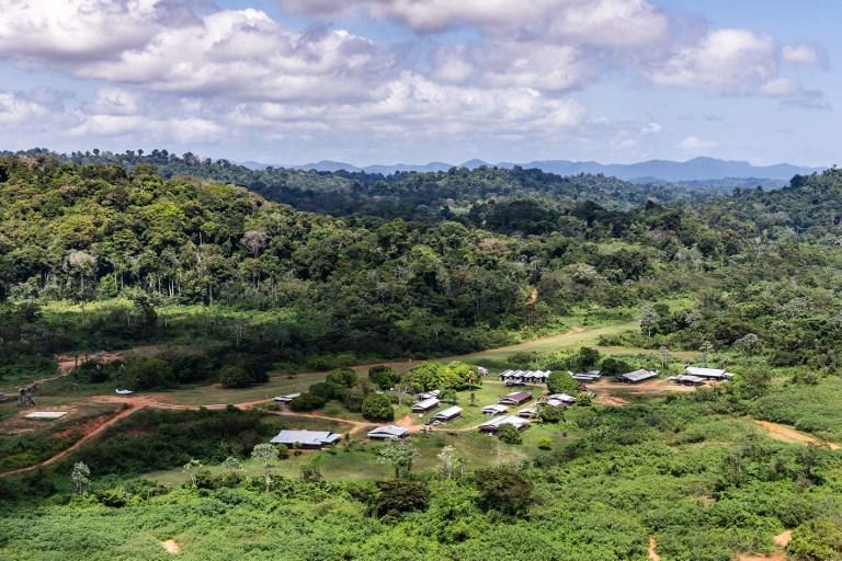 Guyane: Nicolas Hulot fait part de ses réticences sur le projet minier Montagne d'or