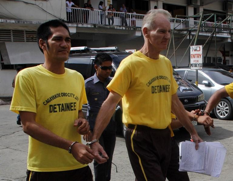 Viols pédophiles: perpétuité pour un Australien aux Philippines