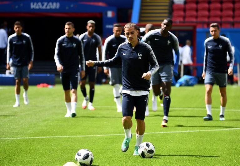 Mondial-2018/France: La bande de Griezmann à l'assaut du Mondial