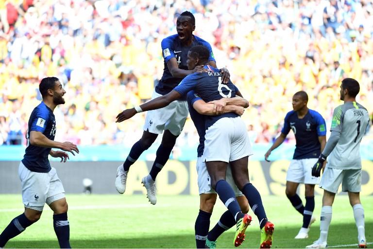 France-Australie: Pogba décrispe les Bleus