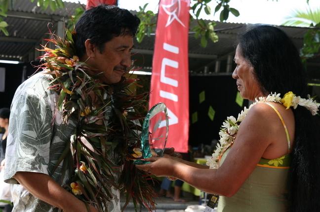 Professeur des écoles en langues et cultures polynésiennes, Patrick Amaru a été primé plusieurs fois en tant qu'auteur au Heiva. Son premier livre Des mots pour soigner des maux est édité en 2009 et reçoit le 1er prix littéraire Te U'I Mata en 2010 lors du Salon du livre de Papeete.