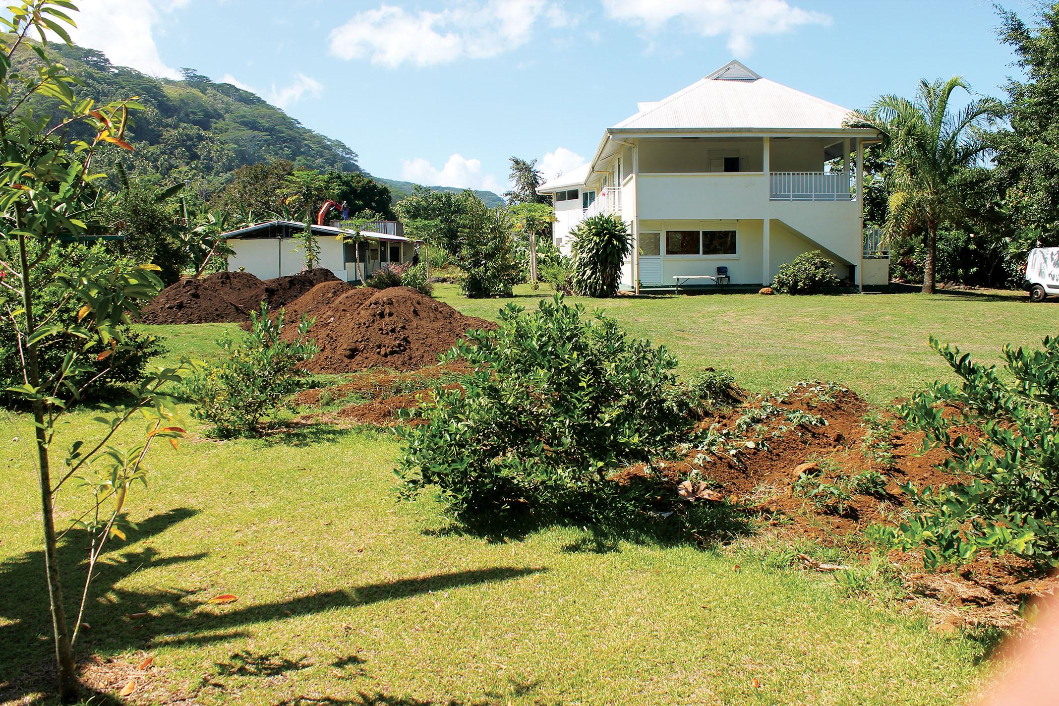 Le Comité polynésien des maisons familiales rurales fédère huit maisons familiales rurales en Polynésie.