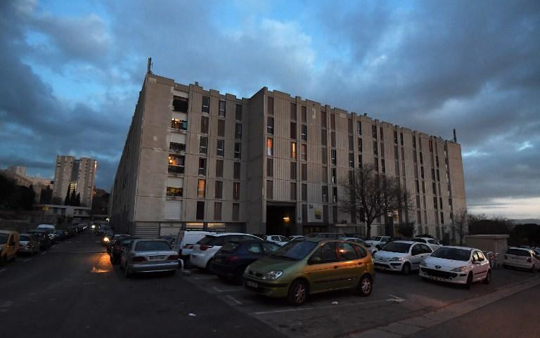 """A la """"Casté"""", le plus important réseau de trafic de stupéfiants de Marseille, démantelé"""