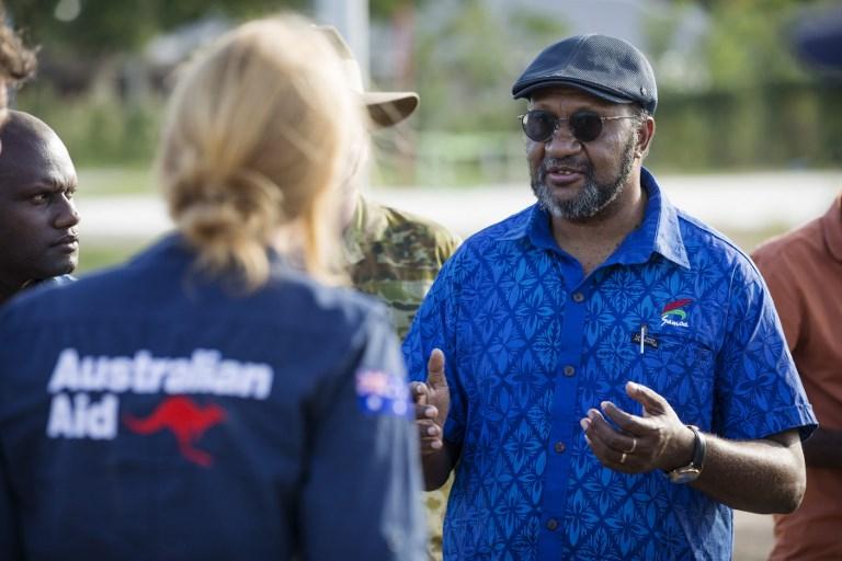 """""""Indépendante ou pas"""", la Nelle-Calédonie restera """"l'amie"""" du Vanuatu"""