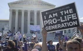 Victoire à la Cour suprême des anti-avortement en Californie
