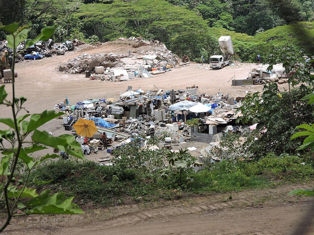 La CTC épingle Faa'a sur sa gestion des déchets, de l'assainissement et de l'eau
