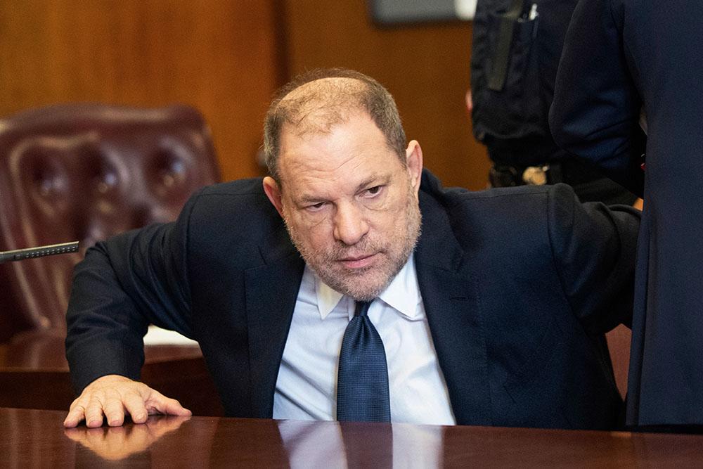 Harvey Weinstein inculpé d'agression sexuelle sur une troisième femme