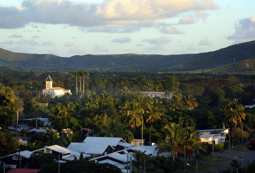Convention entre la Nouvelle-Calédonie et le Centre National du Cinéma