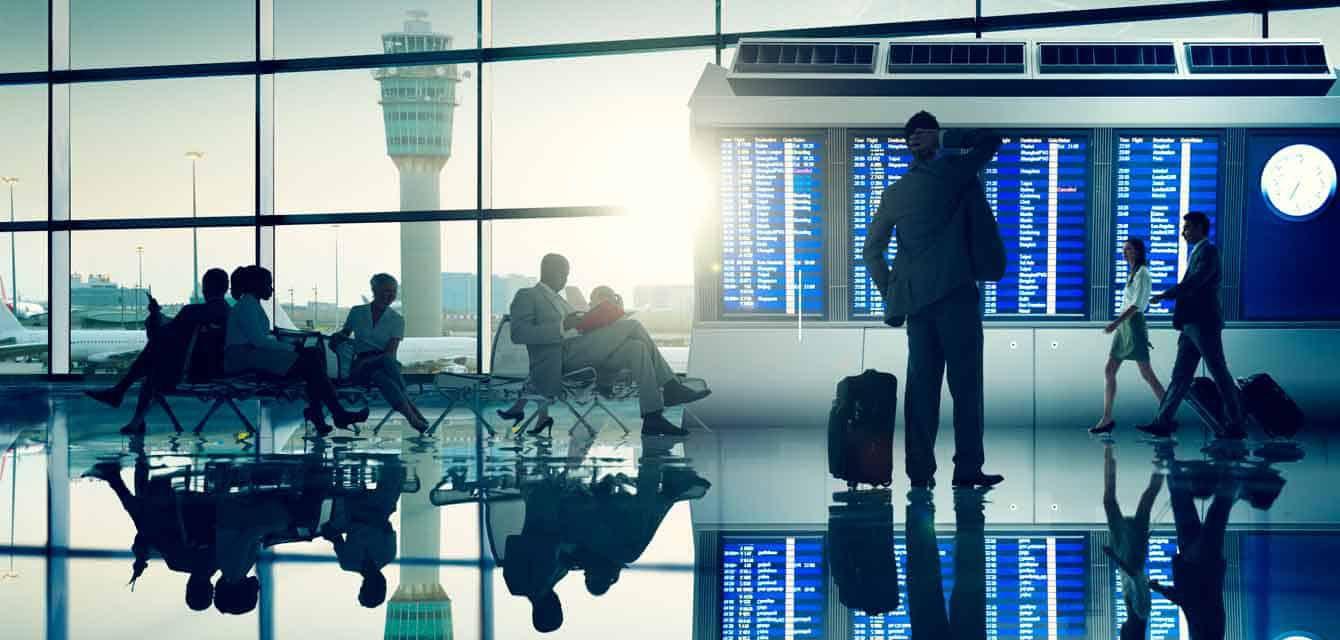 Conférence : les aéroports sont-ils protégés des attaques informatiques ?