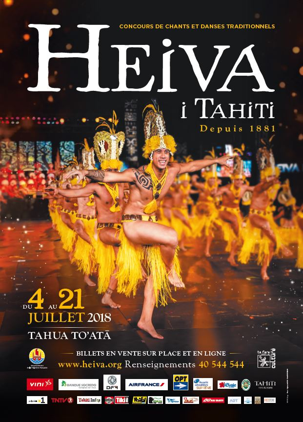 Vivez le Heiva avec Tahiti Infos