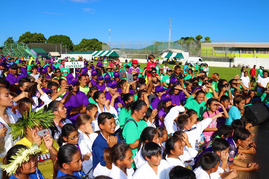 Hivavaevae i Paea, près de 40 associations de la Commune réunies