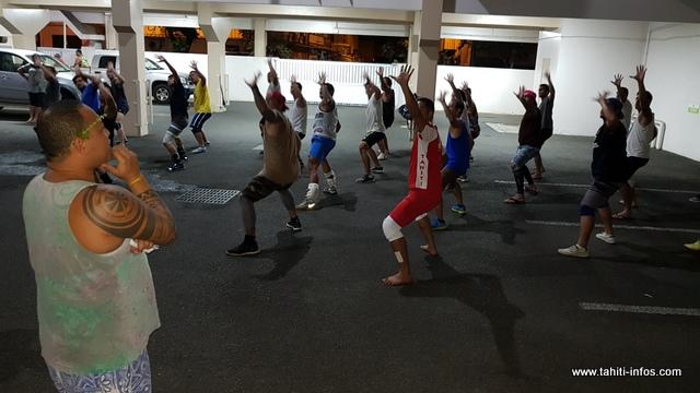 Plus de 160 artistes représenteront la troupe Ori i Tahiti à To'atā, demain soir.