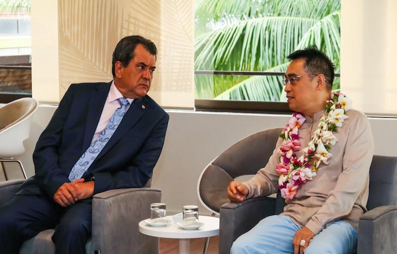 Le président du groupe chinois Hainan Airlines, Wang Jian, est décédé