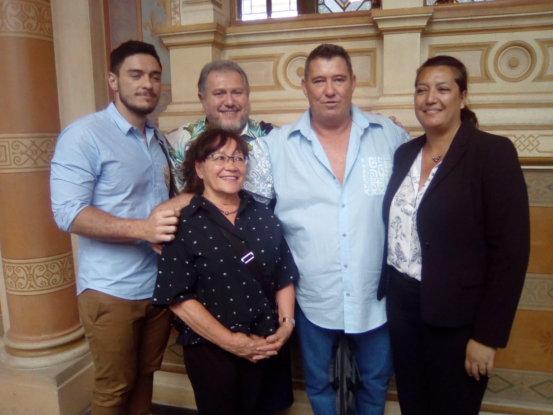Affaire Pouvana'a a Oopa : l'avocate générale demande l'annulation de la condamnation