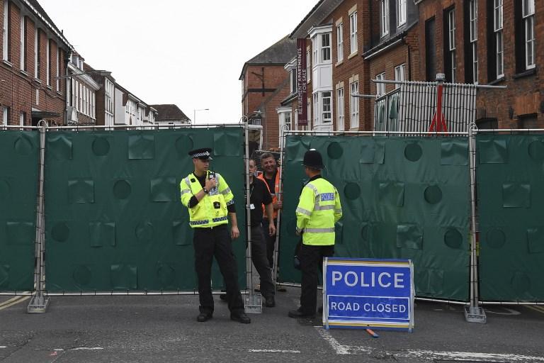 Londres demande à Moscou de s'expliquer après un nouvel empoisonnement au Novitchok