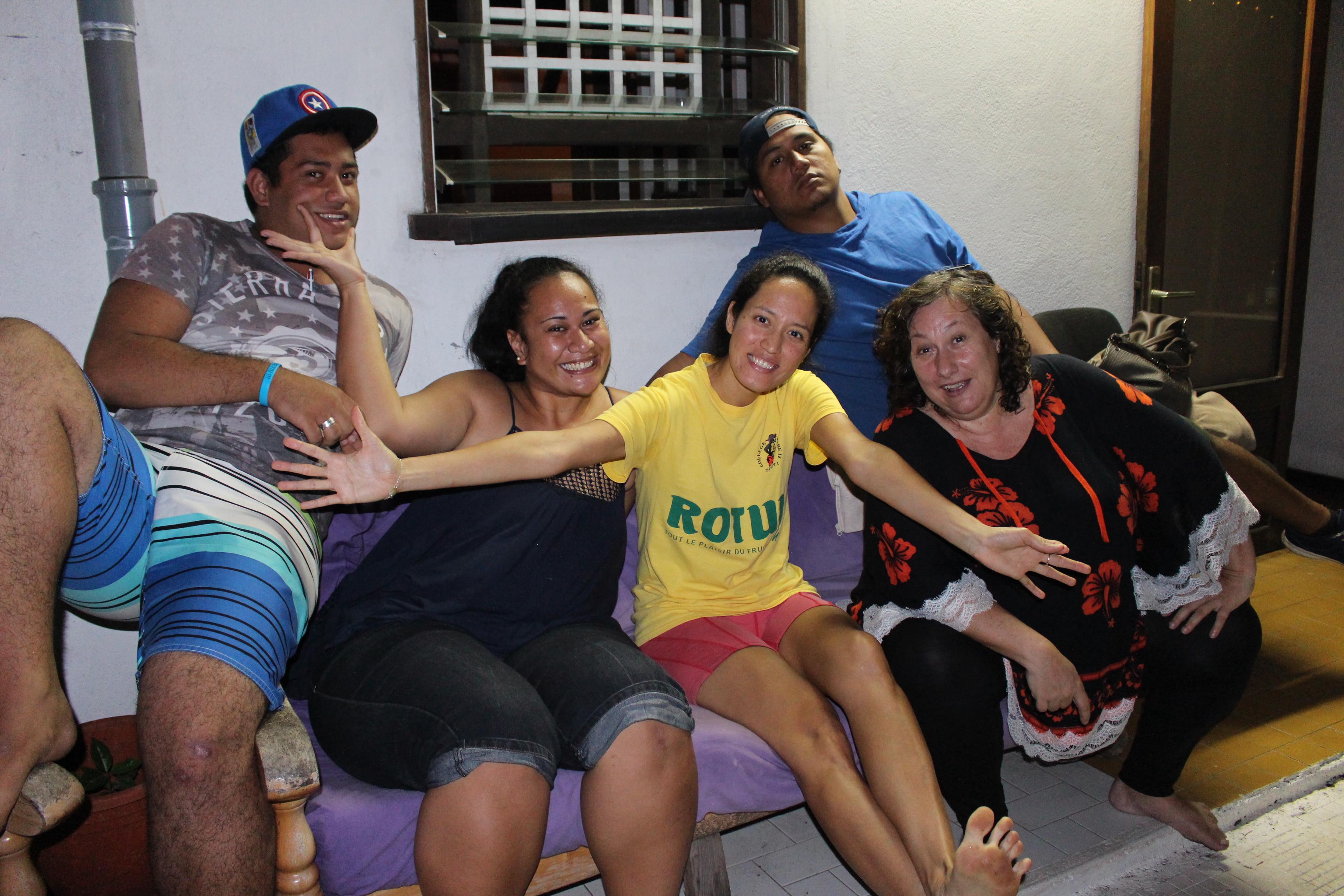 Le Tahiti Comedy Show part à la rencontre de son public