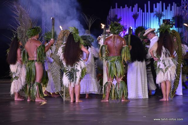 Heiva i Tahiti : retour en images sur la cérémonie d'ouverture