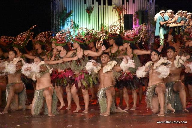 Heiva i Tahiti : le spectacle de Heirurutu en photos