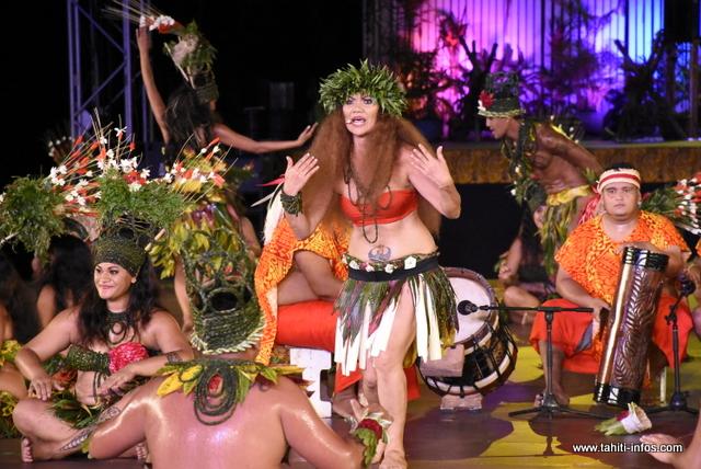 """Heiva i Tahiti : la prestation de """"Tama nō Aimeho Nui"""" en photos"""