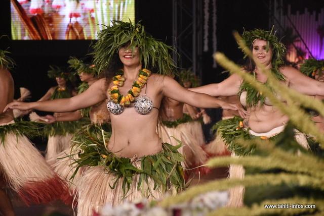 Heiva i Tahiti : la prestation de Temaeva en photos