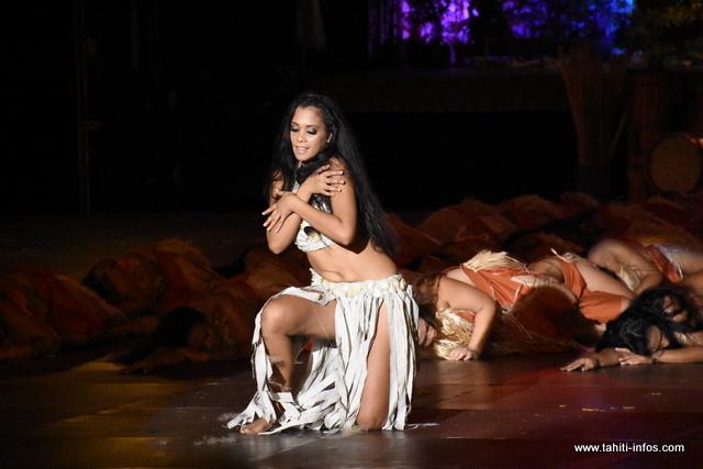 """Heiva i Tahiti : la prestation de """"Fare Ihi nō Huahine"""" en photos"""