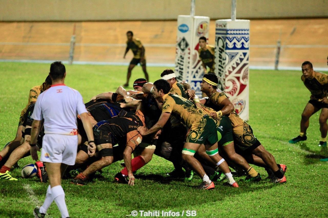Enfin le bout du tunnel pour le rugby tahitien ?