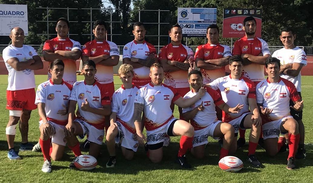 La sélection de Tahiti de rugby à 7