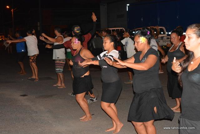Pour leur première participation au Heiva i Tahiti, la troupe parlera de l'origine de Punaauia.